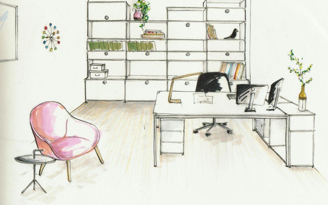 Bureaux à Louer – Dardilly (Paisy)