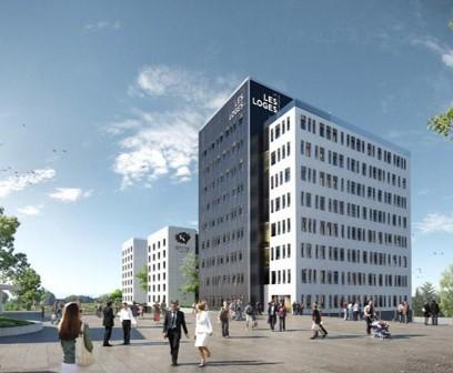 Bureaux Decines Charpieu 3921 m²
