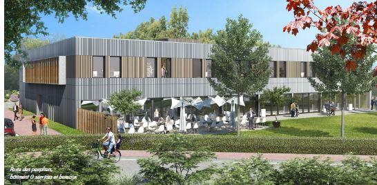 Bureaux Dardilly 5000 m²