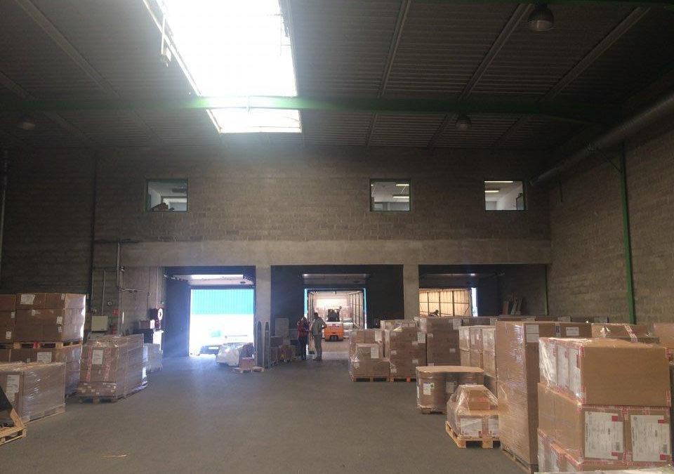 Locaux d'activités Genas 5 872 m²