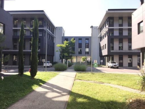 Bureaux Vienne 418 m²