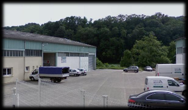 Local d'activité Vienne 860m²