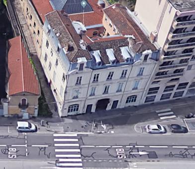 BUREAUX – Lyon 9 – 295 m2 divisibles