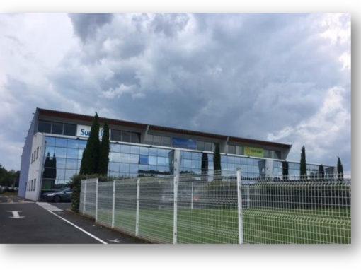Bureaux Limonest 3140 m²