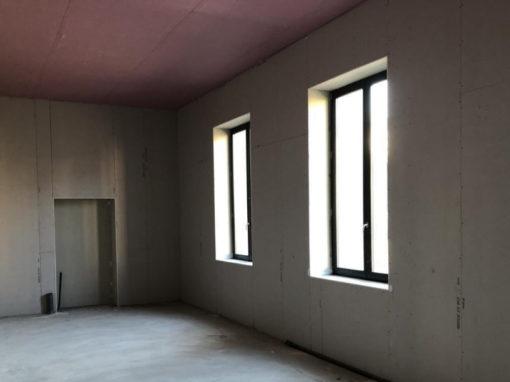 Bureaux Serezin Du Rhone 177 m²