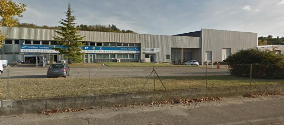 REVENTIN VAUGRIS Bureaux  à louer divisibles à partir de 100 m².