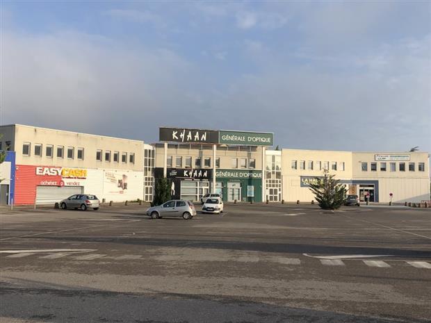 Cession de bail Bourgoin Jallieu 800 m²