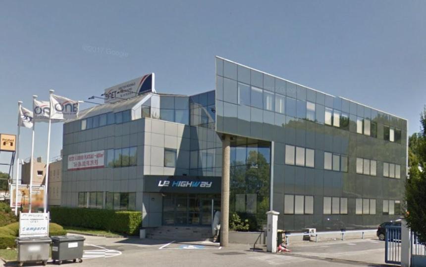 Bureaux Solaize 565 m²