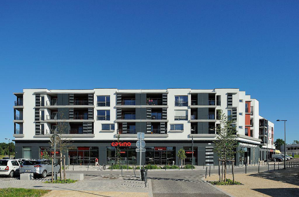 Bureaux Villefontaine 54,8 m²