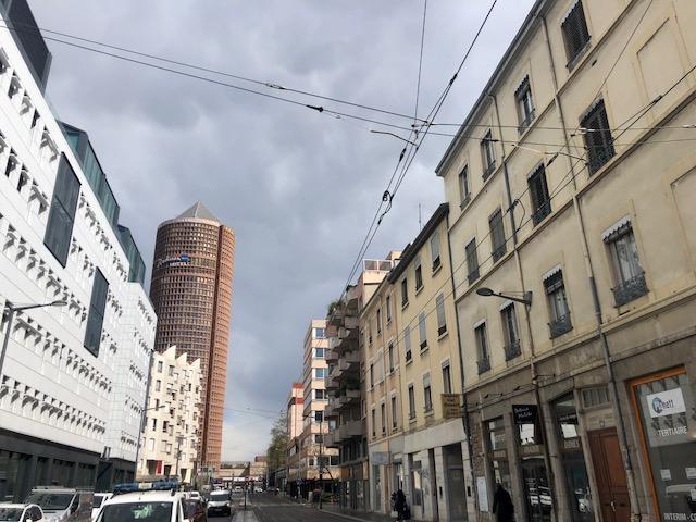 Local commercial – Bureaux –  Lyon – 426,70 m²