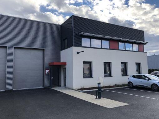 Local d'activité Decines Charpieu 418 m2