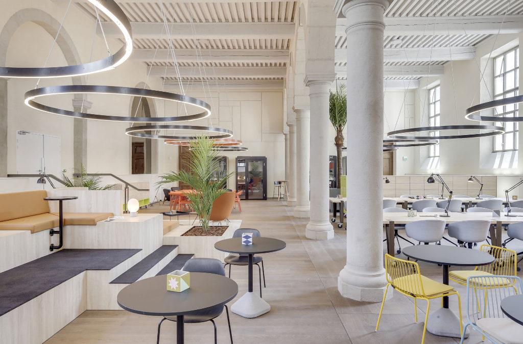 Bureaux – Lyon 4714 m² divisible à partir de 10m²