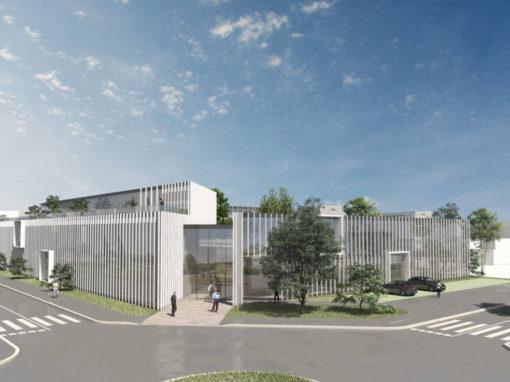 Bureaux Bron 5000 m²