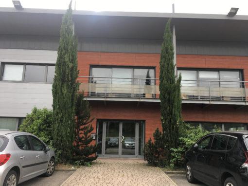 Bureaux Villefontaine 75 m2