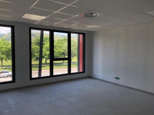 Bureaux Reventin Vaugris 210 m2