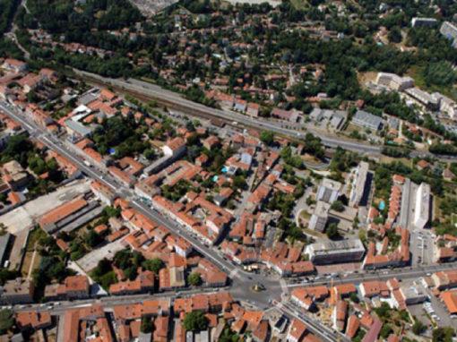 Bureaux Saint Quentin Fallavier 602 m²