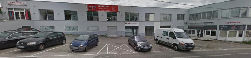 Bureaux Chuzelles 450 m²