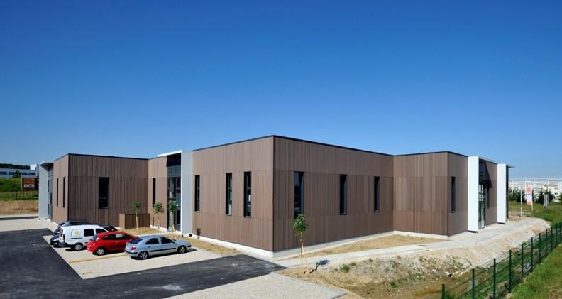 Bureaux Vaulx Milieu 1221 m2