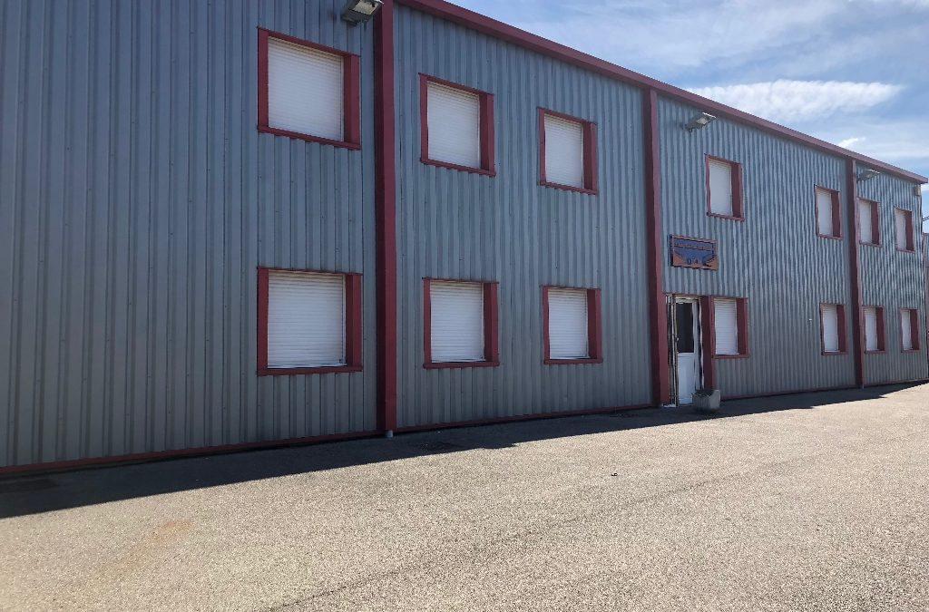 LYON SUD – bâtiment d'activité A VENDRE