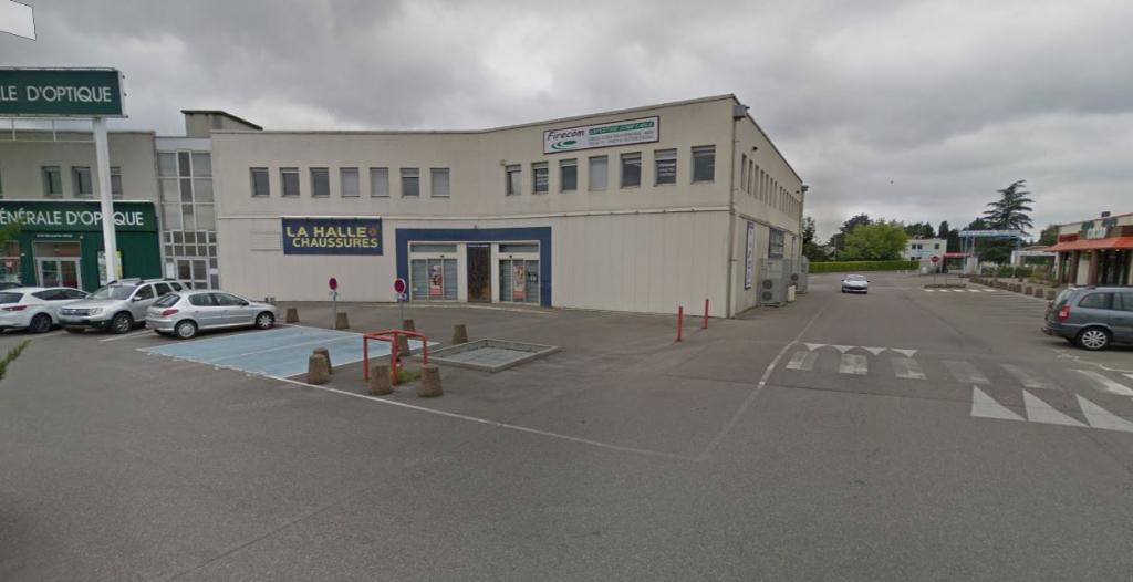 LOCAL COMMERCIAL – Bourgoin Jallieu 800 m²