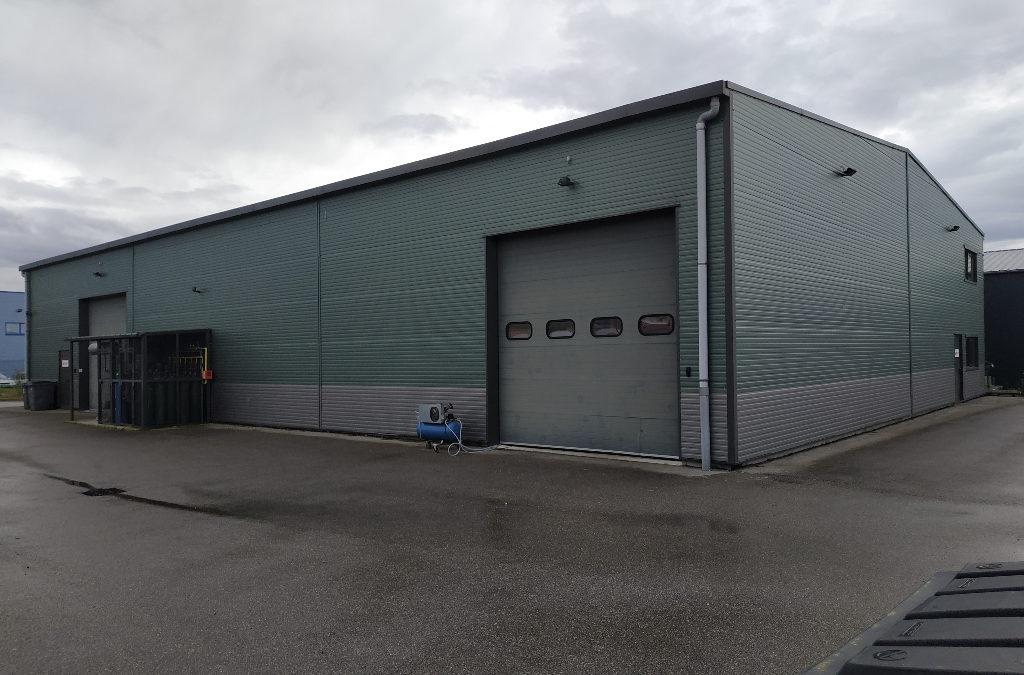 Local d'activité & Bureaux – Nord Isère- 775 m2