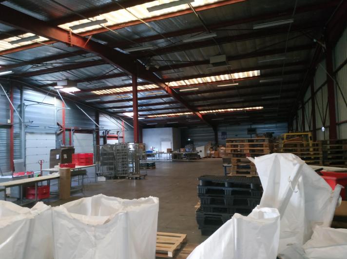 Entrepôt / local industriel
