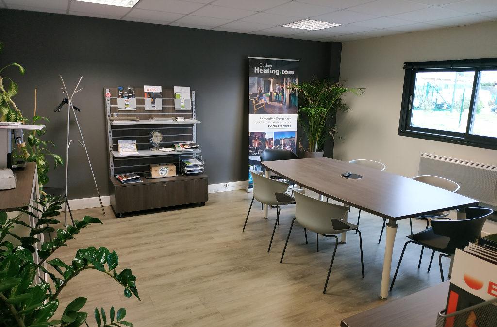 Bureaux – Nord Isère- Frontonas- 205 m2