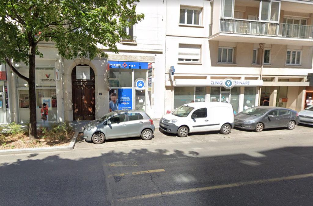 Bureaux à louer de 124m2 à Villeurbanne