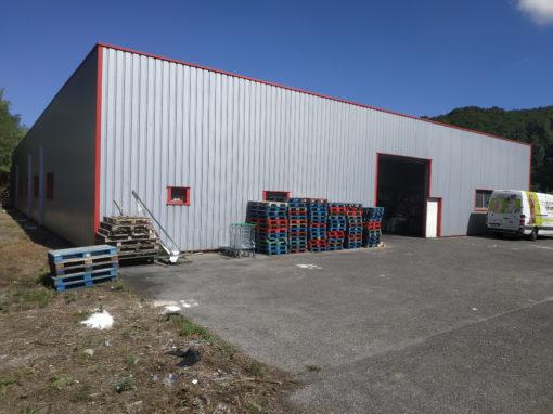 Entrepôt / local d'activité –  Bourgoin Jallieu 1125 m2