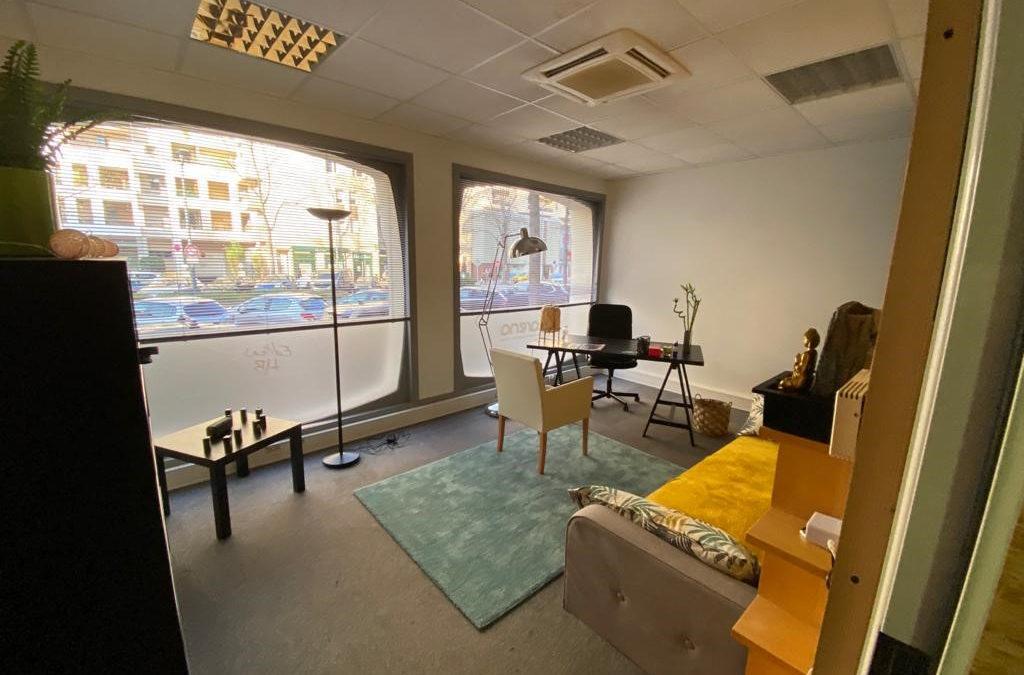 Bureaux à louer 122 m2 Lyon 6