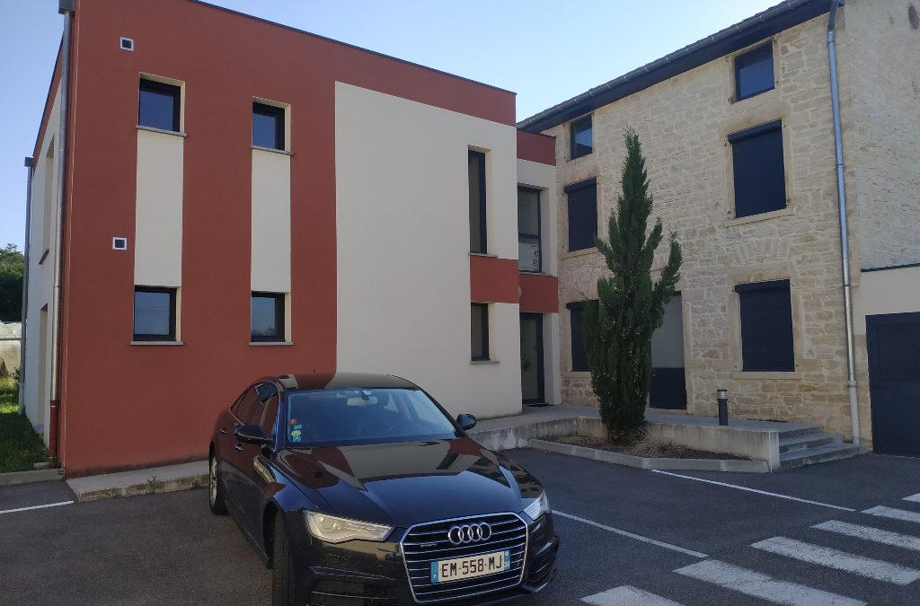 Bureaux à LOUER –  Bourgoin Jallieu – 300 m2