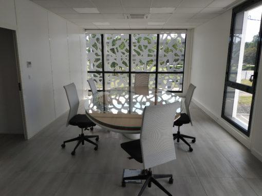 Magnifiques Bureaux – Grenay – Saint Quentin Fallavier 260 m2