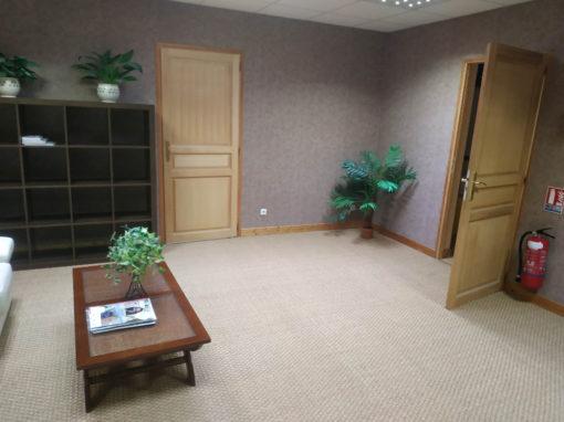 Bureau dans un centre d'affaires- Villefontaine