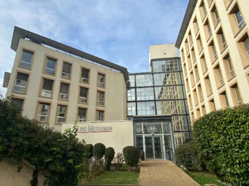 Bureaux à louer  – Villeurbanne (430m²)       PMR