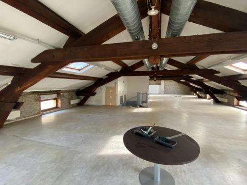BUREAUX A LOUER – VIENNE 400m² divisibles à partir de 30m²