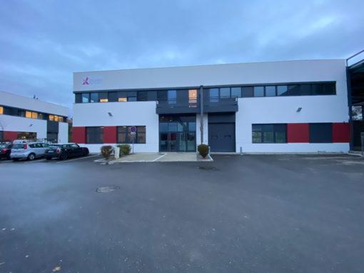Local d'activités – bureaux A  LOUER  Dardilly 3762 m2