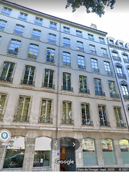 Bureaux A LOUER Lyon 1ER -160 m2