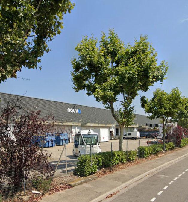 Local d'activité A LOUER  Vénissieux 2463 m2