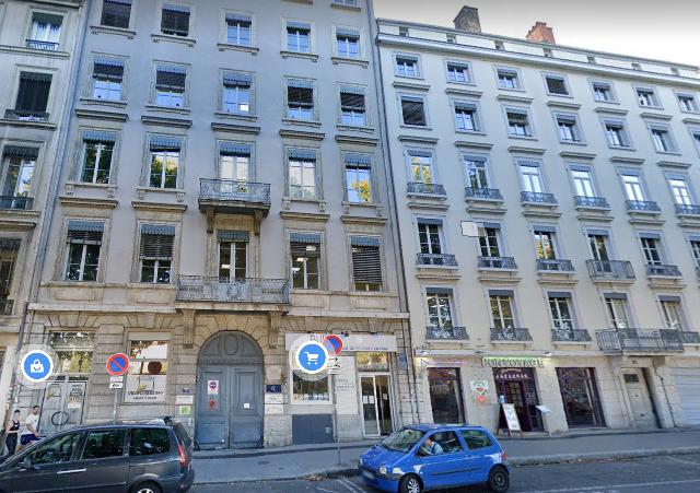 Bureaux A LOUER Lyon 1er 136 m2