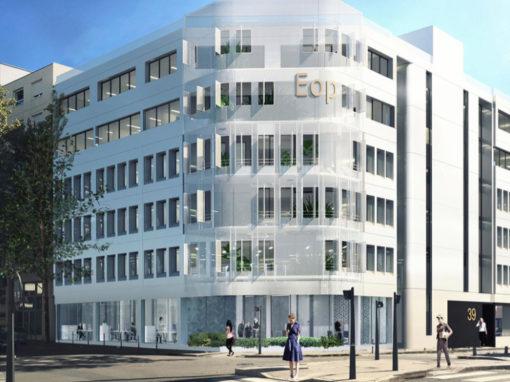 Bureaux Lyon A VENDRE A LOUER  2483 m2 LYON 3