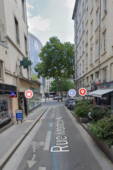Bureaux A LOUER Lyon 3ème   (76m²)