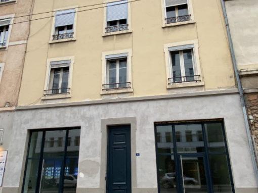 BUREAUX A VENDRE ou A LOUER (463 m²) – LYON 3